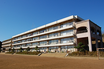 匝瑳市八日市場二中学校