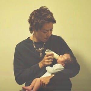 子供 Takahiro